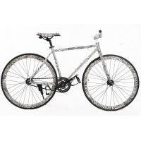 Quality 2015 700C new design art work road bicycles for women for sale