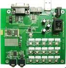 Buy cheap This evaluation board is available for bluetooth modules from wholesalers