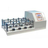 Buy cheap Shoes Upper Material Flexing Test Apparatus , Plastic Testing Equipment Electronic Power from wholesalers