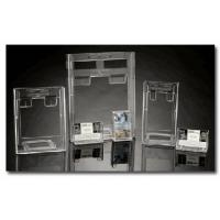 Buy cheap clear plastic brochure holder from wholesalers