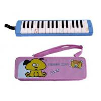 Wholesale ABS Plastic Children/Kids toy 32 key Melodica with Canvas bag-AGME32B-2 from china suppliers