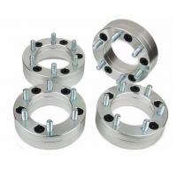 Buy cheap Cnc Car Wheel Spacers 2 THICK , Complete Kit Wheel Spacer Adapter 4 Pcs from wholesalers