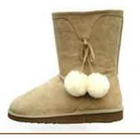 Wholesale sheepskin Women's Hair Ball from china suppliers