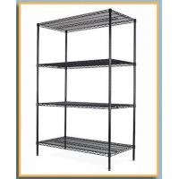 Buy cheap Commercial 82X48X18 6 Tier Layer Shelf Adjustable Wire Metal Shelving Rack from wholesalers