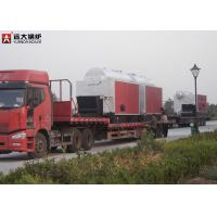 Buy cheap 6T Wood Biomass Fired Industrial Steam Boiler For Textile Factory ISO 9001 from wholesalers