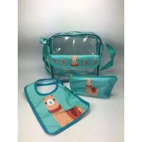 Buy cheap 26cm X 26cm X 9cm Baby Bibs Set Multi Color Comfortable FDA / SGS Approval from wholesalers