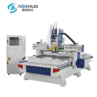 Buy cheap Automatic ATC Woodworking CNC Router Machine Taiwan TBI Ball Screw Transmission from wholesalers