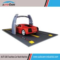 Buy cheap Automatic Rollover Car Washing Machine/ Touchless Car Washer equipment from wholesalers