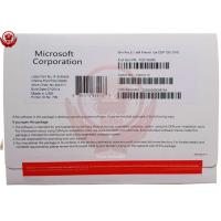 Buy cheap French Original Sealed Box Microsoft Win 8.1 pro DVD Sofware With COA from wholesalers
