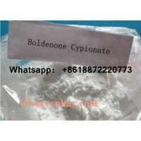 Buy cheap Steroid Powder Boldenone Cypionate CAS 106505-90-2 Muscle Growth from wholesalers
