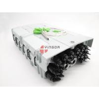 Buy cheap 96 Cores 16 Ports Fiber Optic Splitter Box NAP Outdoor Box Mini SC Adapter IP68 from wholesalers