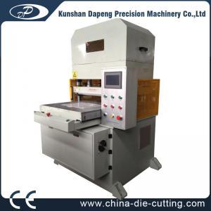 Precise Double Cylinders Four Columns Hydraulic Foam Die Cutting Machine Manufactures