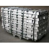 Buy cheap Automobile Industry Aluminium Alloy Ingots / Multi Grade Aluminium Ingot A7 from wholesalers