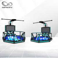 Buy cheap VR Shooting Game Virtual Reality Machine Skiing Simulator For Shopping Mall from wholesalers