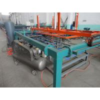 Buy cheap Landscape Orientation convey Sandwich Panel Machine , MGO Wall Panel Roofing Sheet Forming Machine from wholesalers