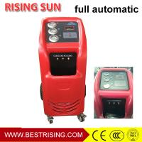 China Auto repair used Full automatic car air conditioning machine for sale on sale