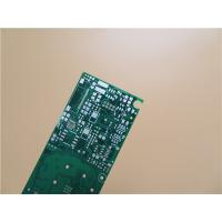 Buy cheap 4 Layer 0.4mm FR4 PCB Board with Immersion Silver For Security Systems from wholesalers