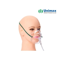 Buy cheap 2m Latex Free Oxygen Mask Disposable Medical Instruments from wholesalers
