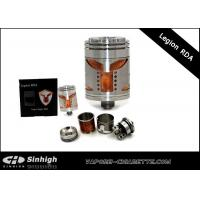 Buy cheap RDA Mask Outlooking Rda Dripping Atomizer / Legion RDA Atomizer from wholesalers