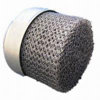 China Knitted Mesh Intake/Exhaust Air Filter with Crankcase and Brake System Ventilation on sale