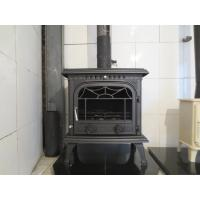 Buy cheap Less Emission Free Standing Corner Wood Burning Stoves Fashion Designed from wholesalers