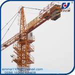 Buy cheap QTZ80(5612) External Climbing Tower Crane Construction Cranetower from wholesalers