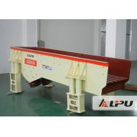 Buy cheap Mining Industry Electromagnetic Vibrating Feeder With Large Feeding Capacity from wholesalers