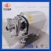 Buy cheap High Efficiency Sanitary Centrifugal Pump Energy Saving  Rate 50HZ / 60HZ from wholesalers