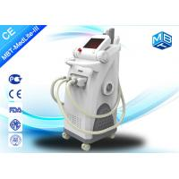 Buy cheap Multifunctional 3 in 1 SHR IPL Hair Removal Machine / ND YAG Laser Tattoo Removal Machine from wholesalers