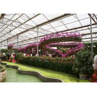 Buy cheap Non Toxic Material Ecological Greenhouse Corrosion Resistance Large Size from wholesalers
