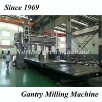 Buy cheap High Speed Gantry Milling Machine With Boring Drilling for railway from wholesalers