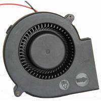 Buy cheap 97MM X 33MM 12 Volt Blower Fan Equipment Exhaust Centrifugal Type PBT Frame from wholesalers
