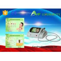Buy cheap microneedles skin facial lifting / RF fractional skin care machine from wholesalers