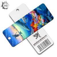 Wholesale Plentiful Designs Deep 3D Lenticular Bookmark / Personalized Picture Bookmarks from china suppliers