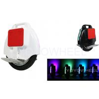 Wholesale LED Flashing Light One Wheel Balance Scooter Blue Tooth Music Player Speaker from china suppliers