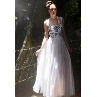 Buy cheap Spaghetti Strap Bridal Wedding Dress from wholesalers