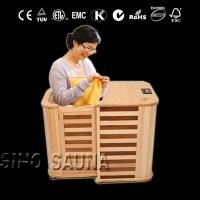Buy cheap New Arrival Portable Foldable Half Body Infrared Sauna, Infrared Minni Sauna for Losing Weight from wholesalers