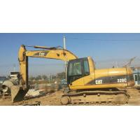 Buy cheap 2008 year  CAT 320C excavator from wholesalers