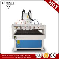 Buy cheap Multi Spindles 1325 CNC Router Machine DSP A11 System Controlled For Plywood / MDF product