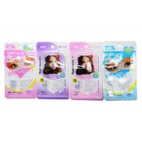 Buy cheap Flexible Plastic Custom Packaging Bags Promotion Gravure Printing Beauty Products Bag from wholesalers