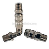Buy cheap brass mini type nippler and coupler air quick release coupling pneumatic parts from wholesalers
