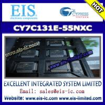 Buy cheap CY7C131E-55NXC - CYPRESS - 1 K / 2 K x 8 Dual-port Static RAM from wholesalers