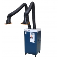 Buy cheap PTFE Filter 2600m3/H Laser Welding Mobile Fume Extractor from wholesalers