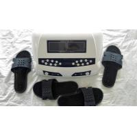 Buy cheap Detox Machine AH-805 Dual Foot Detox SPA Dual Screen Display Foot Massage Ion Cleansing With Massage Slipper from wholesalers