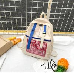 Buy cheap Nylon cloth shoulder bag 2018 new tide Korean fashion letter backpack UL ZZANG original old style travel bag from wholesalers