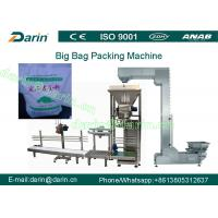 China Semi - Automatic Bags Silage Packing Machine , fertilizer rice bagging machine on sale