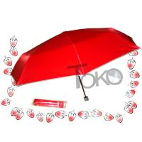 Wholesale UV Protection Manual Open Umbrella , Two Person 3 Fold UmbrellaSturdy Frame from china suppliers