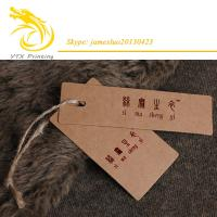 Buy cheap 2017 Custom kraft thank you gift stickers from wholesalers