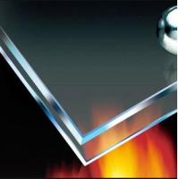 Buy cheap Low price 15mm fire-resistant glass suitable for building doors and windows (30-90 minutes) from wholesalers