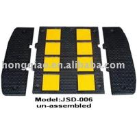 Buy cheap Rubber speed hump from wholesalers